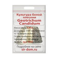 Белая плесень для сыра Geotrichum Candidum